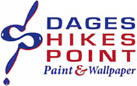 Dages Hikes Point Paint and Wallpaper