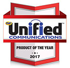 TMC 2017 Unified Communications Product of the Year Award